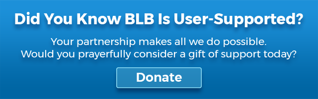 Donate to Support BLB