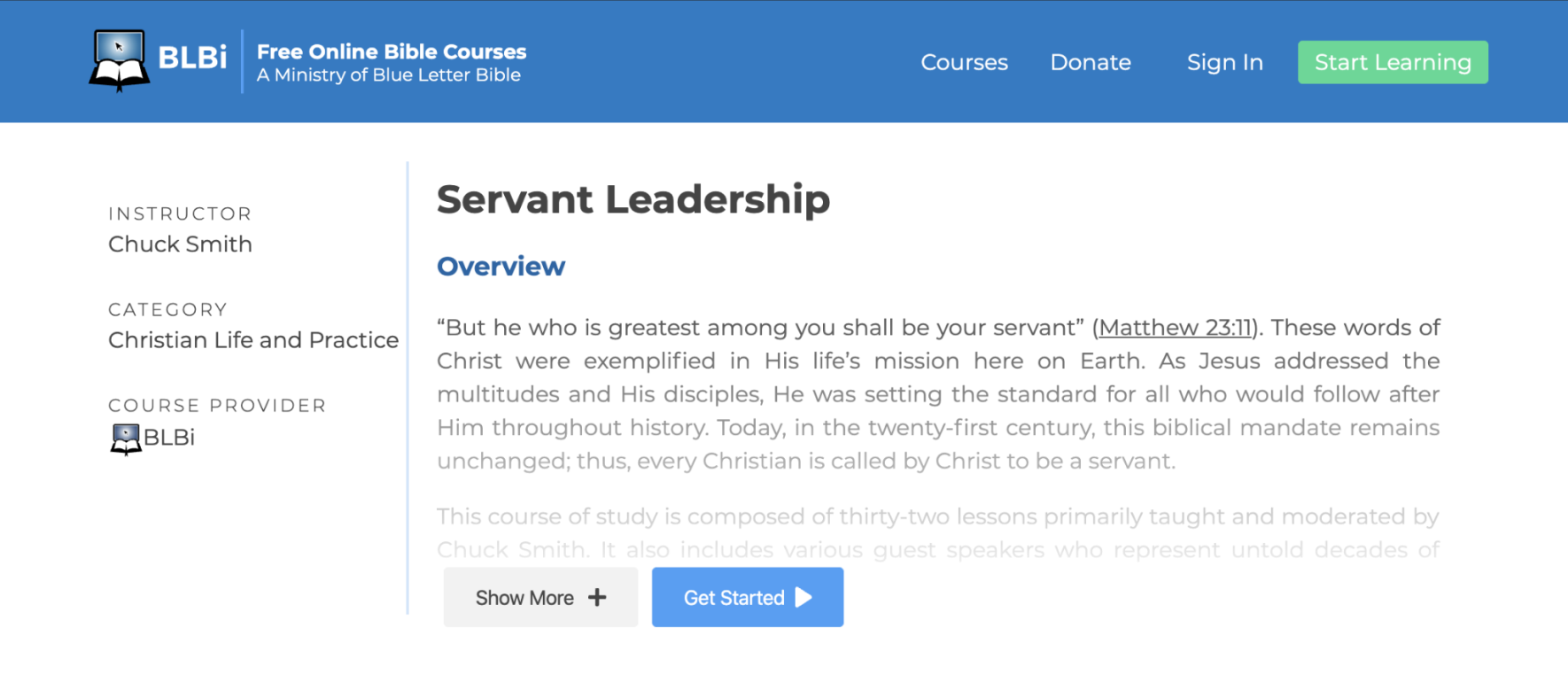 Enroll in a Course