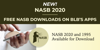 Free Download on Apps – NASB20 and NASB95