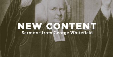Sermons from George Whitefield